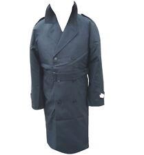 Militare da uomo giacca S vintage Torchwood CABAN CAPPOTTO TRENCH a doppio petto