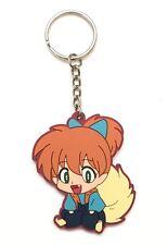 InuYasha Mascot Swing PVC Keychain Charm ~ SD Shippo @6992