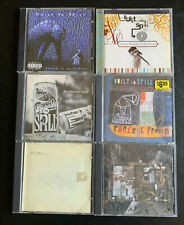 Built To Spill and 1 B. Mould - 6 CD LOT Perfect, Ancient, Workbook, Normal PUNK