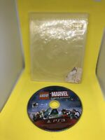 Lego Marvel Super Heroes Playstation 3 PS3 - Used