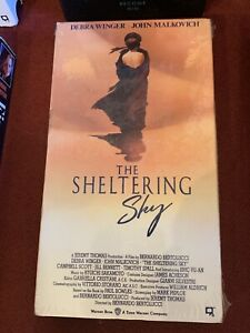 Lot Of 9 VHS Video The Sheltering Sky (VHS, 1991)