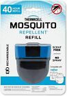 Thermacell Rechargeable Mosquito Repellent Refills Advanced Formula NEW FREESHIP