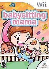 Babysitting Mama (Nintendo Wii, 2010)
