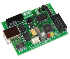 4in1-ATMEL AVR ISP programmer/PWR supply/USB toUART TTL
