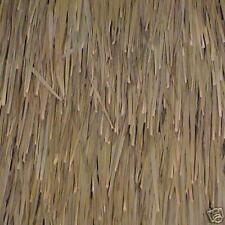 TIKI BAR PALAPA PALM GRASS THATCH 4 FT X 4 FT PANELS