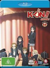 K-On!! (Season 2) Collection 2 (Eps 14-27) NEW B Region Blu Ray