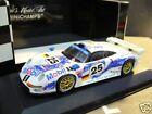 PORSCHE 911 GT1 Le Mans 1996 #25 STUCK WOLLEK PMA 1:43