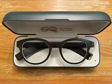 Vue Smart Glasses - Bluetooth, Bone Conducting Audio / Calls, Activity Tracking