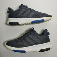Adidas Kids Boys Cloudfoam Racer Shoes TR Sneaker Utility DB1300 Black Size 5