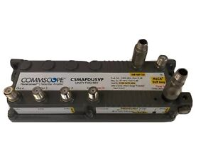 COMMSCOPE CSMAPDU5VP Cable Amplifier MoCA VoIP Digital 4-Port AMP