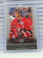 2012 UD All Time Greats Joe Sakic #91/99 Jersey #d 1/1 Canada D89