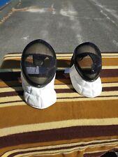 Two Af Fencing Masks