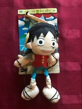 One Piece Luffy Marionette Puppet Usopp Japan Prize Plush rare