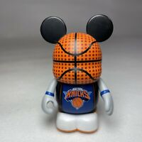 "Disney Vinylmation NBA Series New York Kicks Basketball Collectable 3"" Figure"