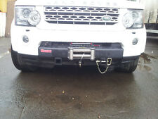 Land Rover Discovery 4 winch mount   D4WM