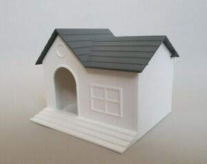 Mice House Removable Roof Hamster Easy to Clean Plastic Home Gerbil Pet Rodents