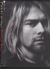 Cobain (Kurt Cobain) pictorial, 1994 stated 1st edition, Rolling Stone eds. DJ