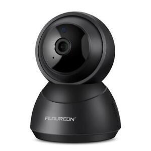 FLOUREON HD 1080P WIFI PAN/TILT CAMERA XY-R9820-F5 BLACK