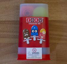 Brand New Zoku Character Kit, CK-B01-EOOOOO -- FREE SHIPPING