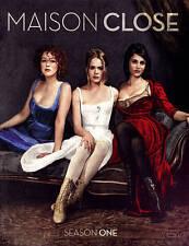 Maison Close: Season 1 [Blu-ray] Valerie Karsenti, Anne Charrier, Jemima West,