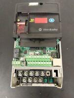 ALLEN BRADLEY PowerFlex 22D-D2P3N104 Series A 1.0 HP Drive