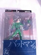 "Wave 2 Yamato Batman: Riddler Brand New 6"" Action Figure Gotham Guardians"