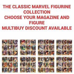 Eaglemoss Classic Marvel Figurine & Magazine, Binders, Plinths, Choose & Select
