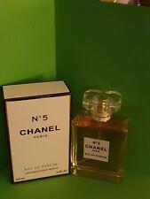 """Chanel Nº 5 100 ml Eau de Parfum con OVP """"non in cellofan"""" inutilizzato RAR"""