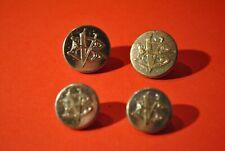 Anciens boutons VICINAUX BELGES SNCB