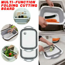 4 in 1 Multi-Board Dayvion Tools Drain Basket Foldable for Kitchen Fruit UYT