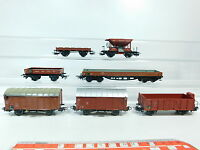 AT196-1 #7x Märklin H0/AC Freight Car DB: 364+496 391+816 701+248 847 Etc.