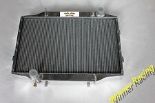 Aluminum Alloy Radiator Fit Rolls Royce Silver Shadow Bentley T1 L410 V8 AT 56mm