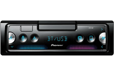 Pioneer SPH10BT Single-Din Smartphone Integration with Cradle/Pioneer Smart Sync