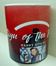 HARRY STYLES SIGN OF THE TIMES MUG PERSONALISED OR AS IS-CHRISTMAS GIFT,BIRTHDAY