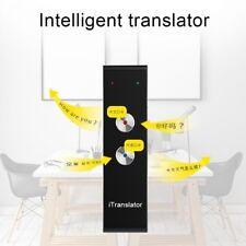 Intelligent Translator 30 Languages Instant Speech Voice Pocket Device