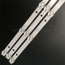 3pcs 32 inch 618mm LED TV Backlight Strip with Optical Lens Fliter,Repair TV