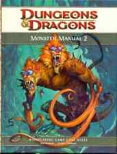 AD&D 4E Monster Manual 2 HC (Wizards of the Coast 2009)