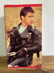 Mel Gibson - VHS - Rare Collectors Boxed Set - Mad Max - Gallipoli - Air Ameria