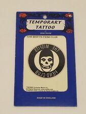 misfits temporary tattoo by skin trade