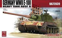 ModelCollect 1/72 UA-72039 WWII German E-100 Ausf.B Heavy Tank
