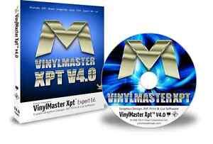 VinylMaster Expert Xpt VMX Vinyl Cutter Software Full Version With Media