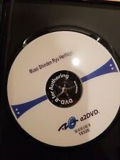 Muso Shinden Ryu Heritage DVD