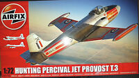 BAC Hunting Percival Jet Provost T.3 - Airfix Kit 1:72 - 02103 Nuovo