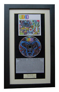 UB40 Real Labour Of Love CLASSIC CD Album GALLERY QUALITY FRAMED+FAST WORLD SHIP