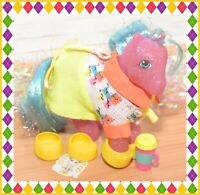 ❤️My Little Pony MLP G1 Vtg Star Dancer Sparkle MAIL ORDER & Neon Lights Wear❤️