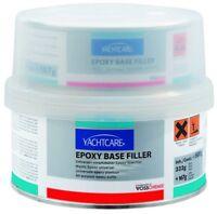 Yachtcare Base Filler 500g Universelle Epoxy Spachtel GFK Unterwasserspachtel