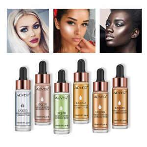 Liquid Highlighter Corrector Glowing Face Brightening Illuminator Makeup Shimmer