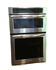 KitchenAid KEMS379BSS Built-In Range (Wall Convection Microwave Oven)