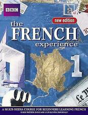 (Good)-The French Experience 1 Coursebook (French Experience) (Paperback)-Anny K