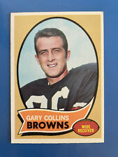 1970 TOPPS TOPPS GARY COLLINS #169 CLEVELAND BROWNS